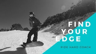 RIDE HARD COACH - Vol. 1 - FIND YOUR EDGE