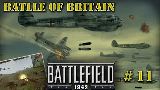 Battlefield 1942 multiplayer game #11. Battle of Britain