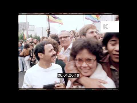 1979 San Francisco Gay Pride Parade, LGBT, HD