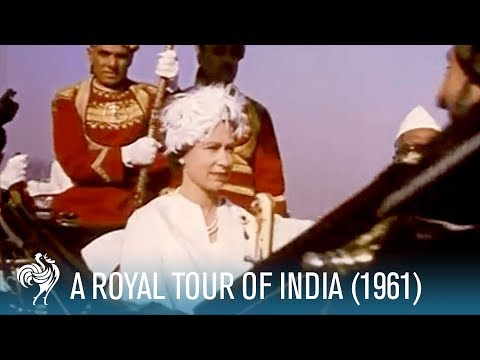 Royal Tour Of India - Reel 1 (1961)