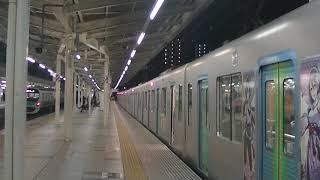 西武鉄道40102F(白猫)Sトレイン元町・中華街行 入間市