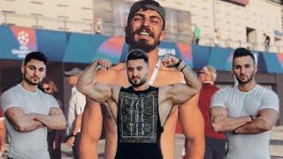 Shredded Brothers Vs Deli Mi Ne ( Shredded Brothers ) Kavga İçin Antalya'ya Gidiyor !