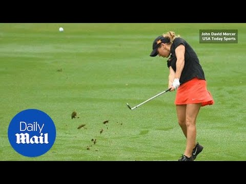 Golf star Celia Barquin Arozamena stabbed to death on Iowa course