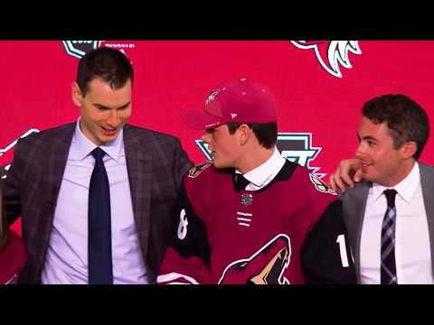 Arizona Coyotes All Access: Inside the 2018 NHL Draft