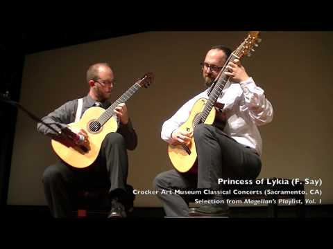 Athens Guitar Duo - 2013-14 Season Highlights