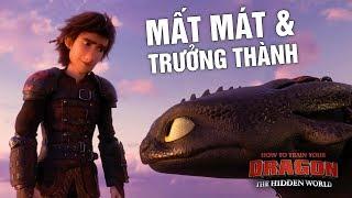 How to Train Your Dragon - TRƯỜNG CA VỀ SỰ TRƯỞNG THÀNH
