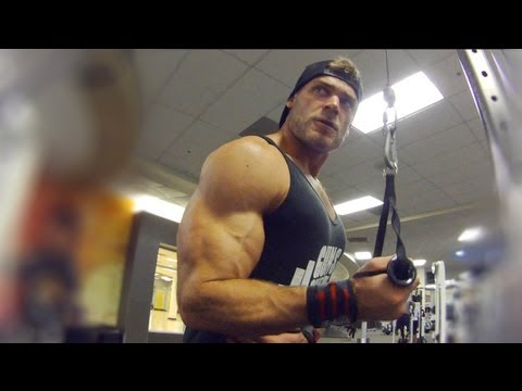 Gym Workout Routine - Biceps & Triceps Arms Exercises - Wednesday