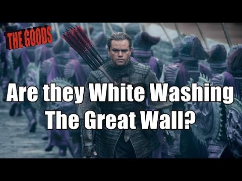 The Goods Podcast: Are they White Washing The Great Wall?