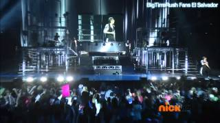 Big Time Rush - Time Of Our Life (Live Video)