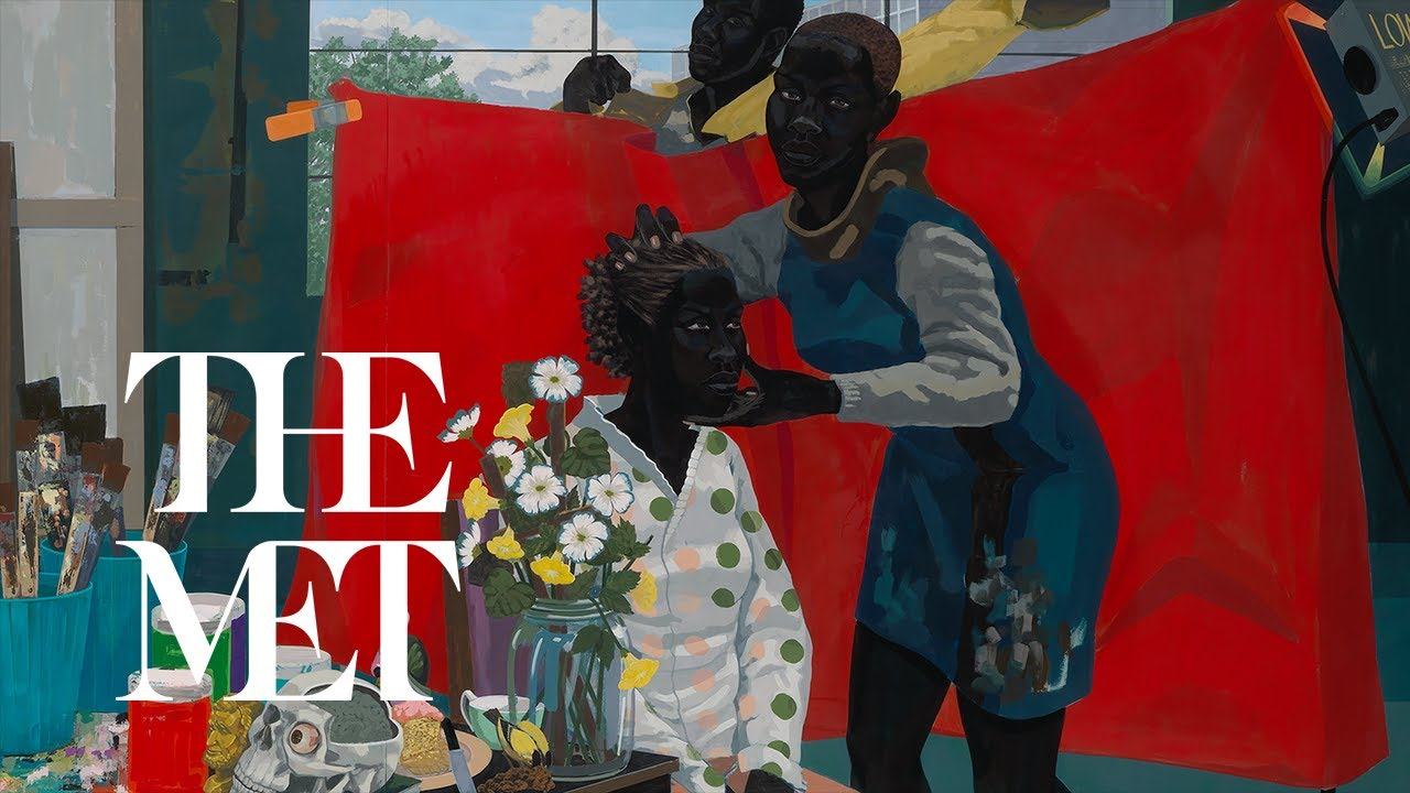 Kerry James Marshall | Mastry -