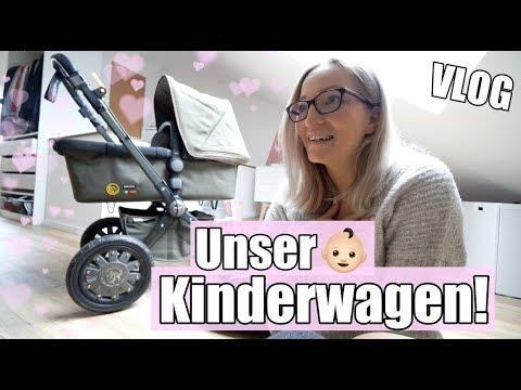 Unser Limitierter Kinderwagen + Wickeltasche I Update Babywand Berge I Familienleben I Nati Vita