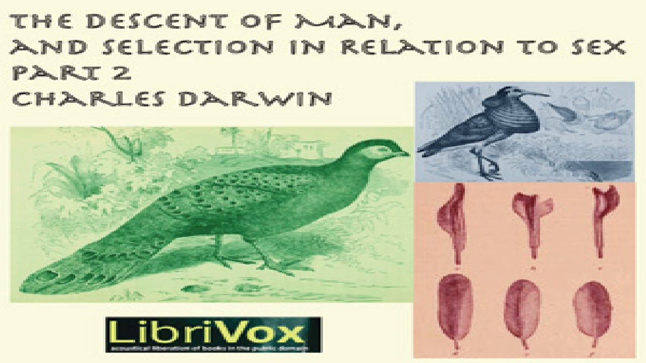 Download Descent of Man and Selection in Relation to Sex, Part 2 | Charles Darwin | *Non-fiction | 4/9