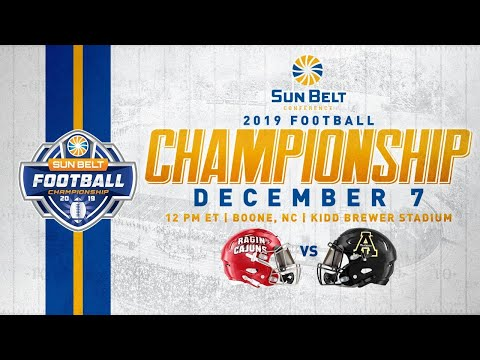 Sun Belt Conference Football Championship Post Game Press Conference Youtube