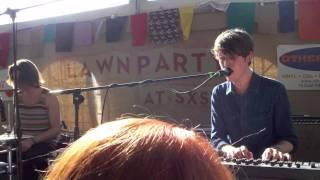 james blake lindisfarne live sxsw 2011