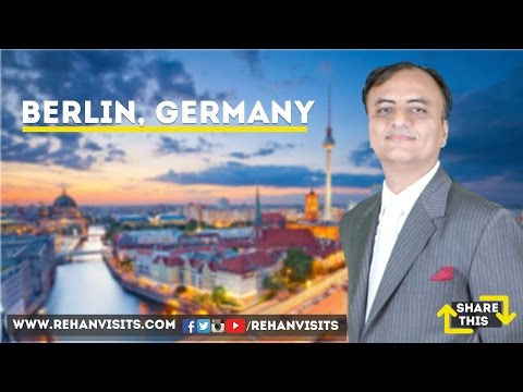 Discover Berlin, Germany --- Rehan Allahwala