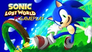 Sonic Lost World Gameplay (PC HD)