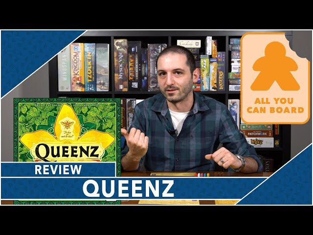Queenz: Review by All You Can Board