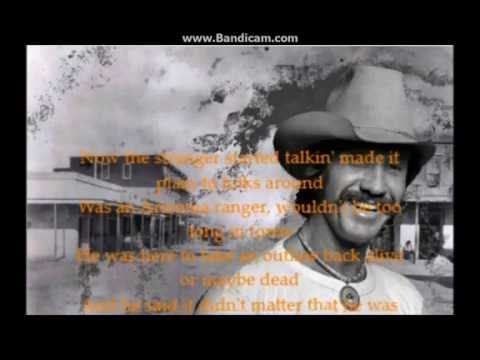 Big Iron Marty Robbins with lyrics
