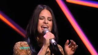 Pia Toscano - All in Love is Fair (Ellen DeGeneres) Stevie Wonder (American Idol 10 - 2011)