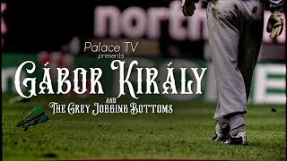 Gabor Kiraly & the Grey Jogging Bottoms