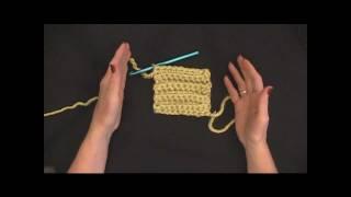 CROCHET STITCH Ribbed Single Crochet Back Loops Maggie Weldon