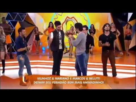 legendarios Exclusivo Marcos e Belutti dividem palco com Munhoz e Mariano e cantam sucessos 19 04 20