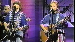 indigo girls: 1992-xx-xx three hits - david letterman