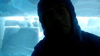 Backcountry Snowcave Build