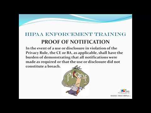 HIPAA Breaches and Enforcement