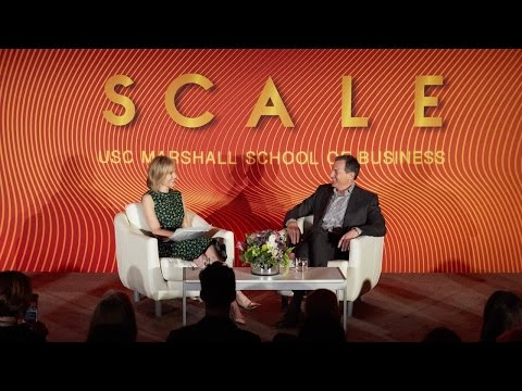 Entertainment | Robert Iger & Willow Bay | SCALE 2017