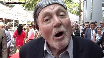 STACY KEACH HONORED WITH HOLLYWOOD WALK OF FAME STAR