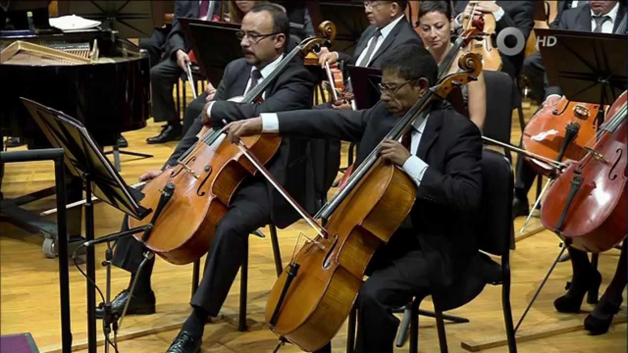 Carnaval de los animales || Orquesta Sinfónica del IPN