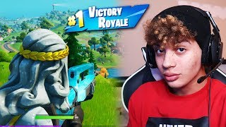 JustKryptic Plays *NEW* FORTNITE CHAPTER 2 MAP LIVE!