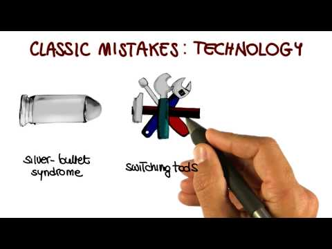 Classic Mistakes: Technology - Georgia Tech - Software Development Process