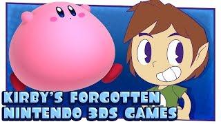 Kirby\'s Forgotten 3DS Games - Jakstalgia