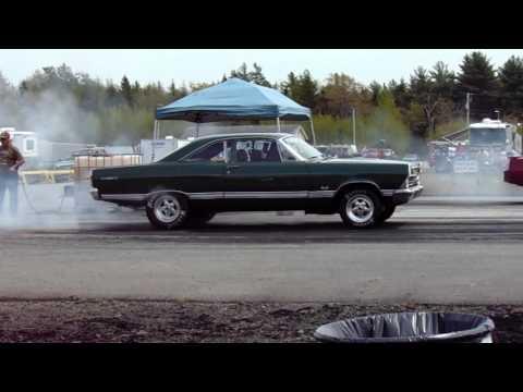 1967 Fairlane 428 4 Speed Starting