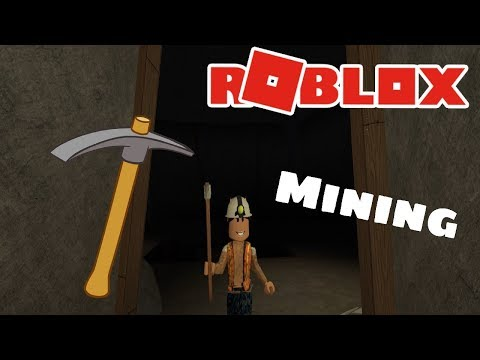I WORKED FOR ONE HOUR AT THE MINING JOB IN BLOXBURG (LEVELS 33-35) | Bloxburg Jobs | Roblox