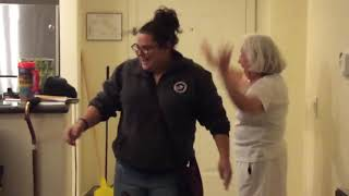 Surprising My Grandparents After Almost Two Years - 1035063