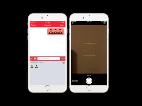 Drake Emoji Inside Chat Apps