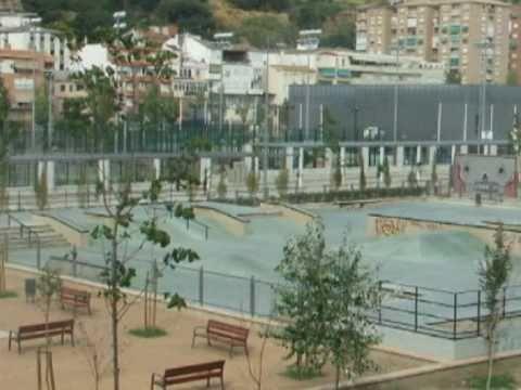 skatepark de granada 2010