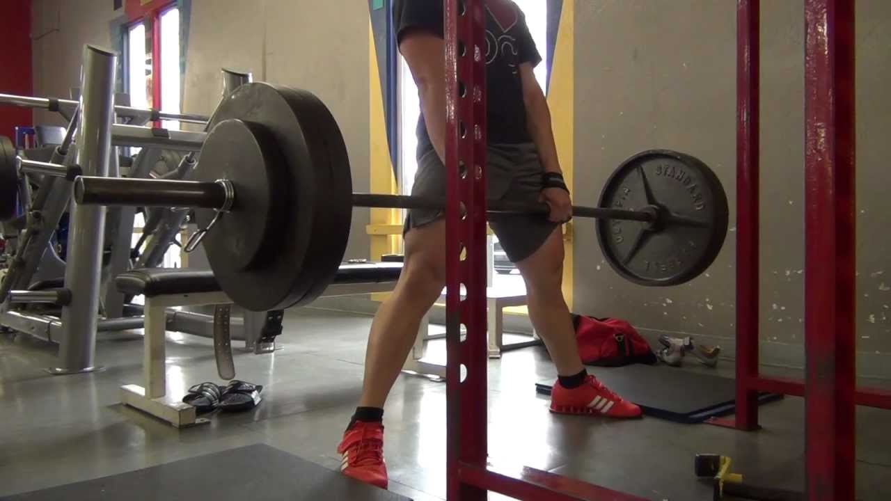 sumo deadlifts form check with adipowers youtube