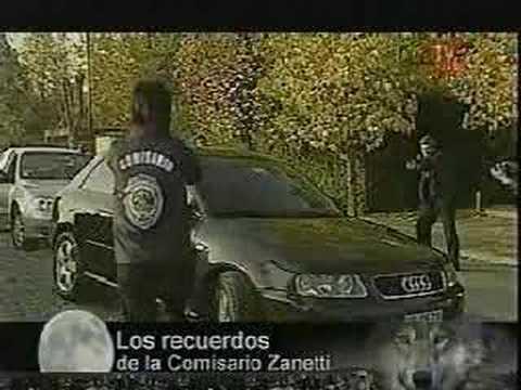 Animal Nocturno: ATM: La Comisario Zanetti