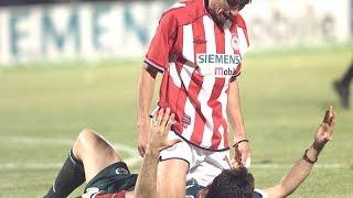 ΟΛΥΜΠΙΑΚΟΣ-ΠΑΟ 3-0 ΠΡΩΤΑΘΛΗΜΑ 2002/03