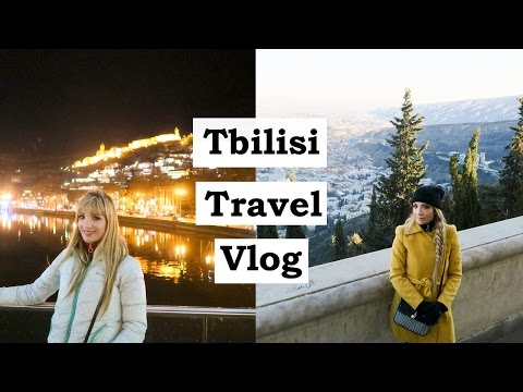 Starting 2017 in Tbilisi (Georgia) | Travel Diary | Montse Baughan