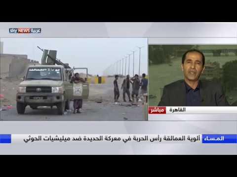 ألوية العملاقة رأس الحربة في معارك الساحل الغربي  - نشر قبل 4 ساعة