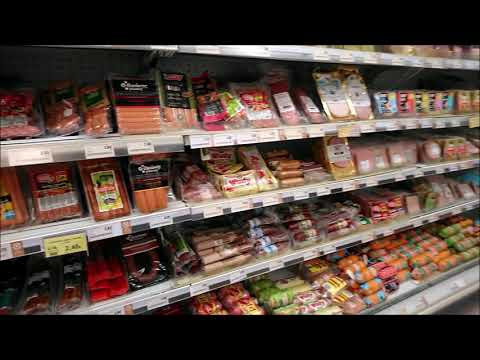 Цены на продукты в Греции 2019 Что по чём?