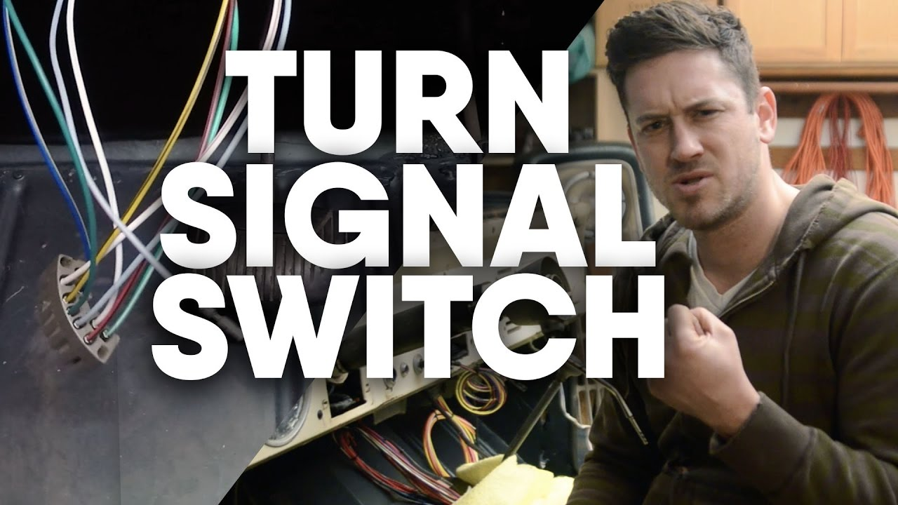 How To Install A Turn Signal Switch