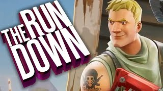 Fortnite Coming to Switch? - The Rundown - Electric Playground