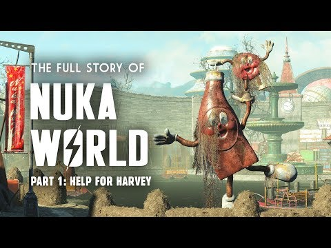 Nuka World Part 1: Help for Harvey - Plus, an Interview with