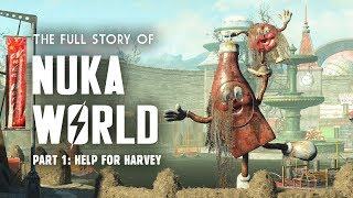Nuka World Part 1 Help for Harvey - Plus, an Interview with Colter - Fallout 4 Nuka World Lore